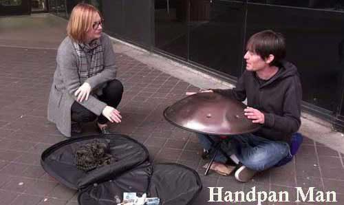 Handpan Man